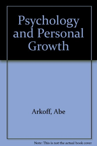 9780205068227: Psychology and Personal Growth