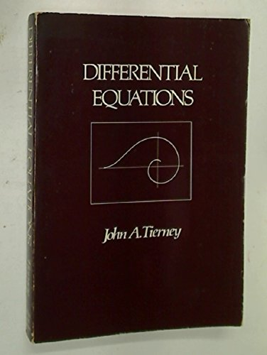 9780205069590: Differential Equations: Solutions Manual