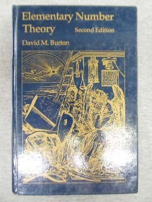 9780205069651: Elementary number theory by Burton, David M