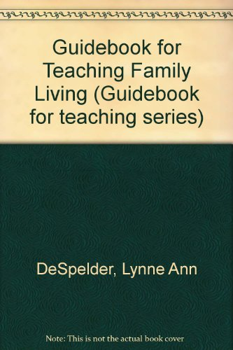 9780205069774: Guidebook for Teaching Family Living (A Guidebook for teaching series)