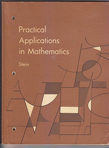 9780205071616: Practical Applications in Mathematics