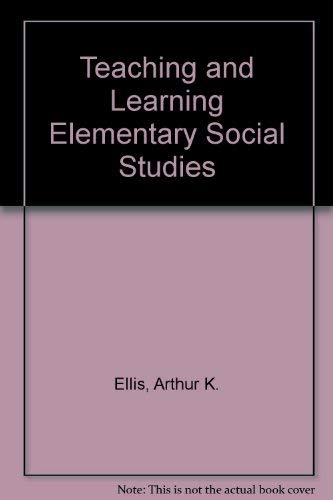 9780205072217: Teaching and Learning Elementary Social Studies
