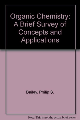 9780205072330: Organic Chemistry: A Brief Survey of Concepts and Applications