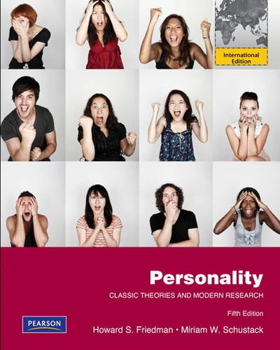 9780205072835: Personality: Classic Theories and Modern Research