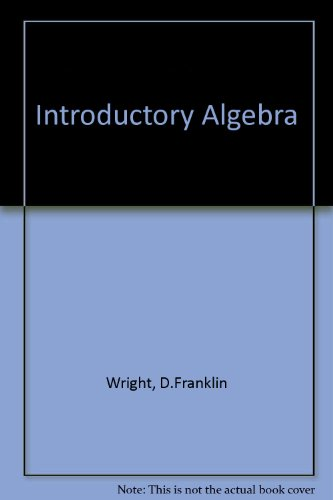 9780205073108: Introductory Algebra