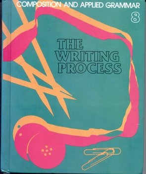 9780205075423: Writing Process: Composition and Applied Grammar : Eighth Grade