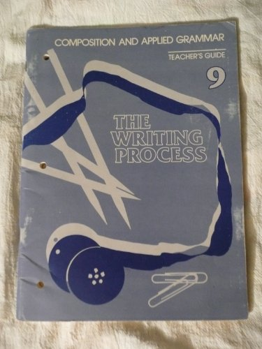 9780205075454: Writing Process: Composition and Applied Grammar : Ninth Grade
