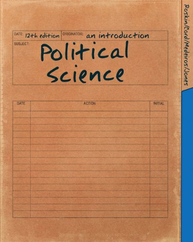 Political Science: An Introduction (12th Edition): Roskin, Michael G.,