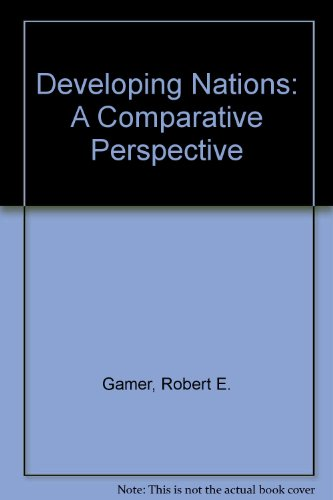 9780205076475: Developing Nations: A Comparative Perspective