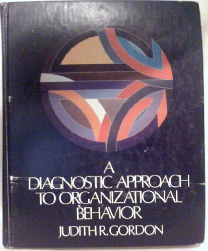 9780205078110: Diagnostic Approach to Organizational Behaviour