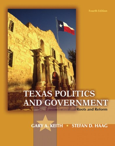 9780205078639: Texas Politics and Government (4th Edition)