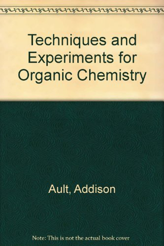 9780205079209: Techniques and Experiments for Organic Chemistry