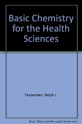 9780205080168: Basic Chemistry for the Health Sciences