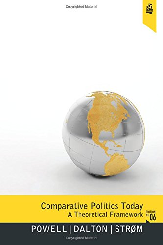 9780205082865: Comparative Politics Today: A Theoretical Framework