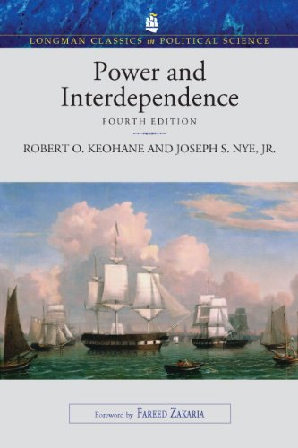 9780205082919: Power & Interdependence (4th Edition) (Longman Classics in Political Science)