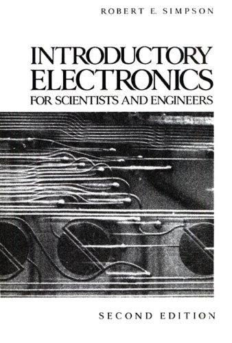 9780205083770: Introductory Electronics for Scientists and Engineers (2nd Edition)