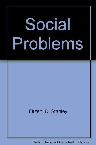 9780205085842: Social problems