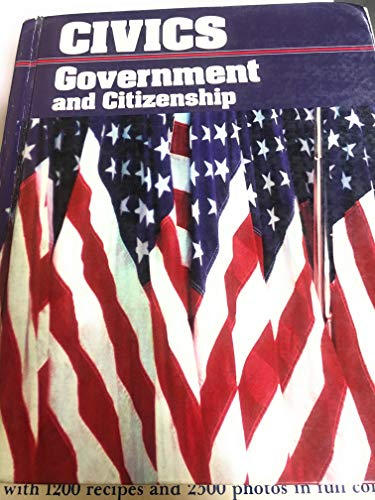 9780205085903: Civics: Government and Citizenship : Student Text