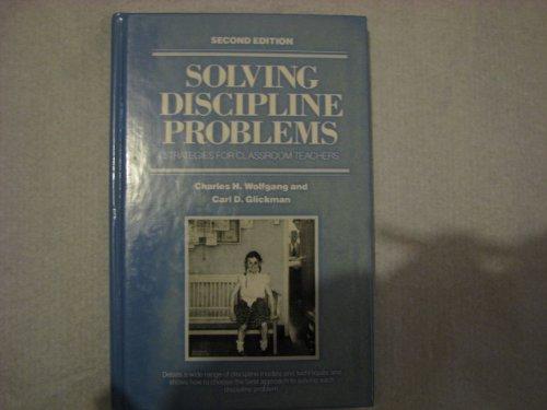 9780205086306: Solving Discipline Problems: Strategies for Classroom Teachers