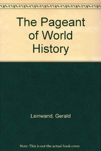 9780205086801: The Pageant of World History