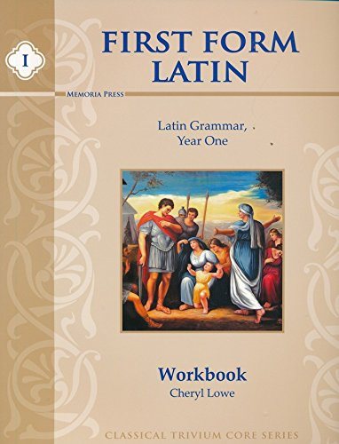 First Year Latin Workbook: Jr., Charles Jenney;