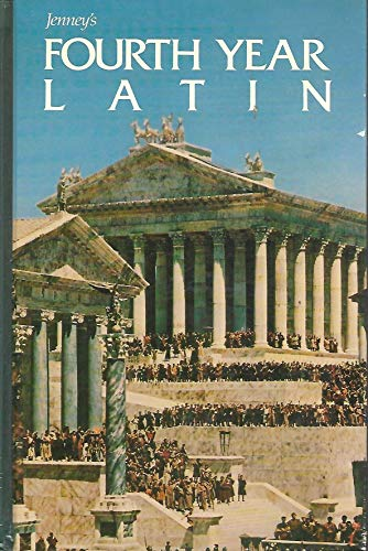 9780205087310: Jenney's Fourth Year Latin (English and Latin Edition)