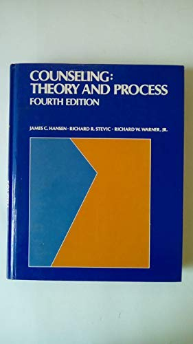 9780205087495: Counselling: Theory and Process