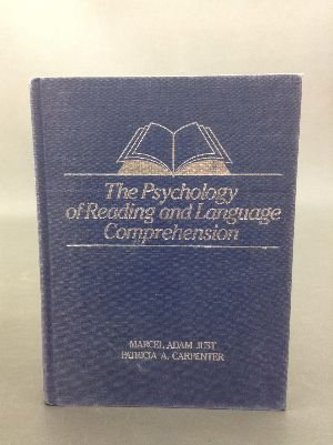 9780205087600: Psychology of Reading and Language Comprehension
