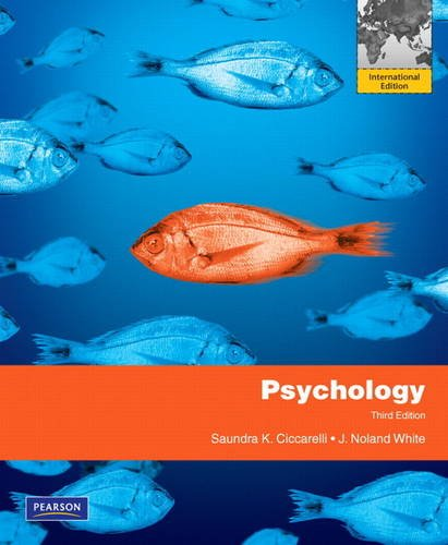 9780205088904: Psychology: International Edition