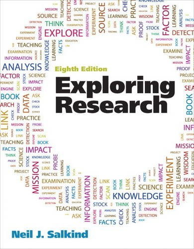 9780205093816: Exploring Research (8th Edition)