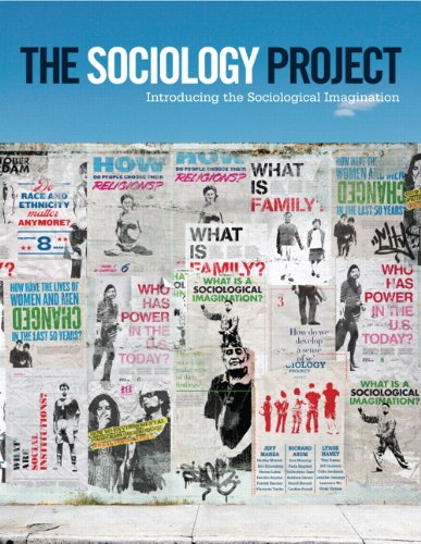 9780205093823: The Sociology Project: Introducing the Sociological Imagination
