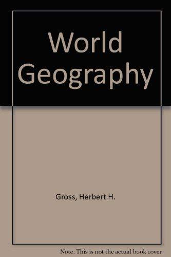 9780205095353: World Geography