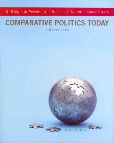 9780205096671: Comparative Politics Today: A World View with MyPoliSciKit (10th Edition)