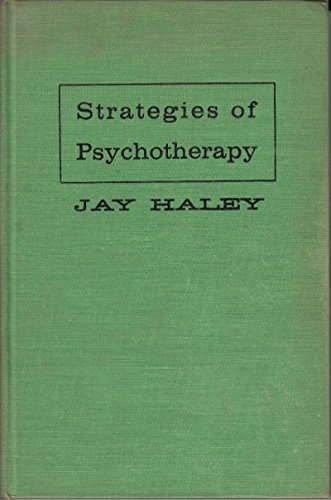 9780205101054: Strategies of Psychotherapy