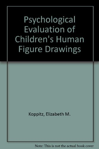9780205101306: Psychological Evaluation of Children's Human Figure Drawings