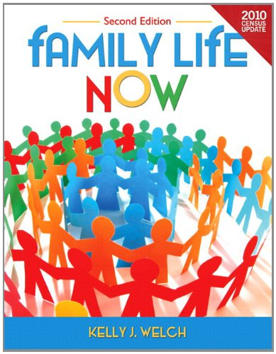 9780205101771: Family Life Now Census Update with MyFamilyLab with eText -- Access Card Package (2nd Edition)