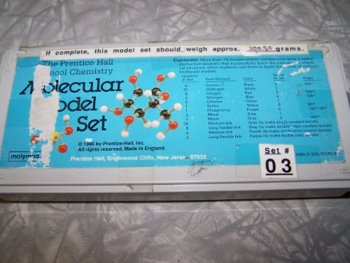 9780205103454: Chemistry Molecular Model