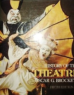 9780205104871: History of the Theatre