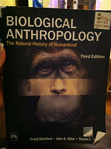 9780205105069: Biological Anthropology