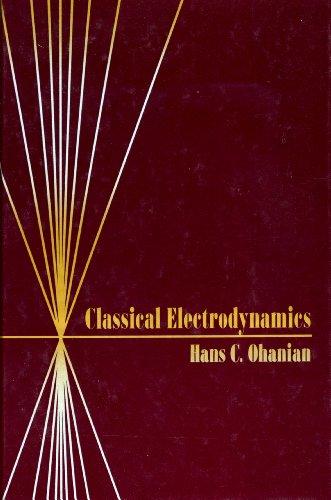 9780205105281: Classical Electrodynamics
