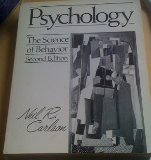 9780205105519: Psychology: The Science of Behavior