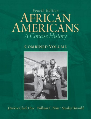 9780205108886: African Americans: A Concise History, Combined Volume with NEW MyHistoryLab with eText -- Access Card Package (4th Edition)