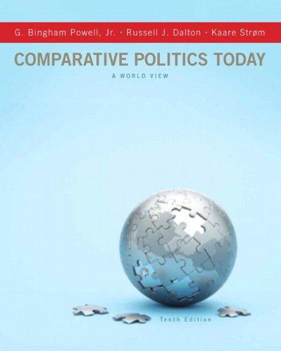 9780205109135: Comparative Politics Today: A World View (10th Edition)
