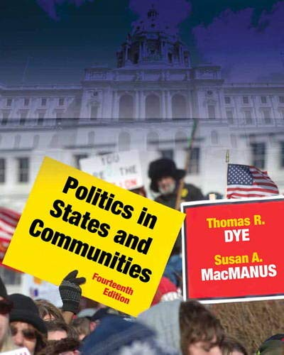 9780205109968: Politics in States and Communities (14th Edition)