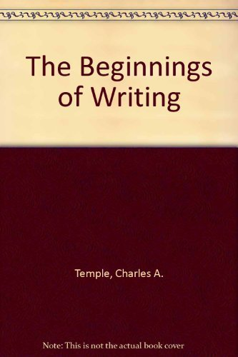 9780205111077: The Beginnings of writing