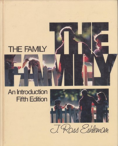 9780205111824: The Family: An Introduction