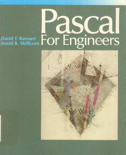 9780205113194: Pascal for Engineers