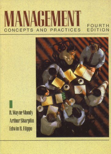 9780205113965: Management: Concepts and Practices