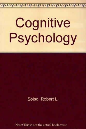 9780205114122: Cognitive Psychology
