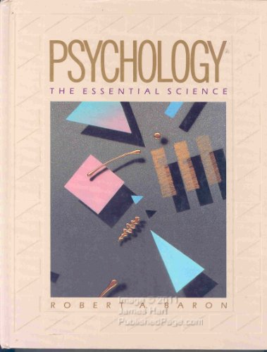 9780205114320: Psychology: The Essential Science